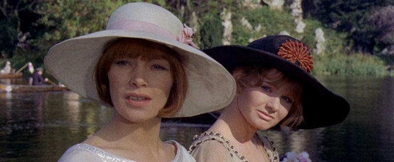 Women In Love (Georges Delerue) Promenade avec l'amour, la mort et Delerue