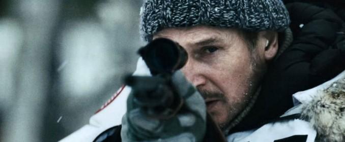 Liam Neeson dans The Grey