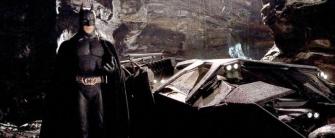 Batman et son Autolib'