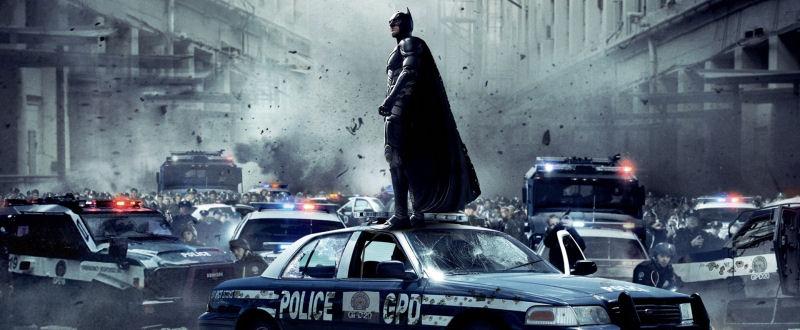The Dark Knight Rises