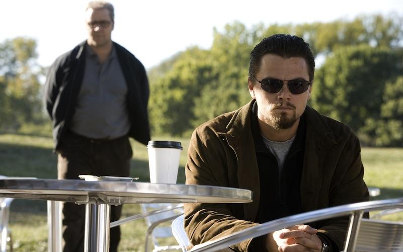 Ferris avec Ed Hoffman (Russell Crowe), collaborateur sans scrupule