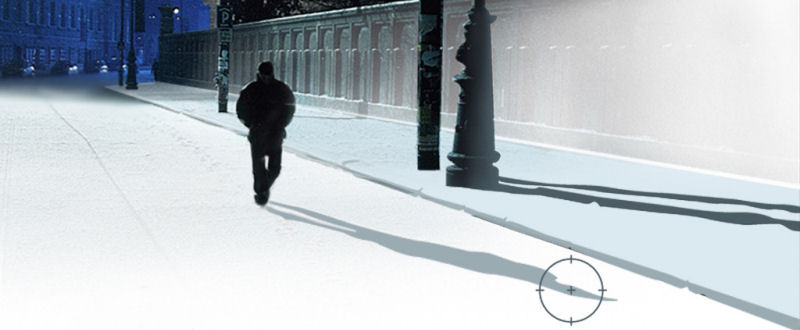 The Bourne Identity (John Powell)