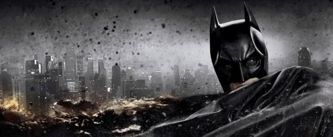 The Dark Knight Rises : Batman