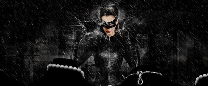 The Dark Knight Rises : Catwoman