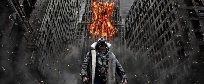 The Dark Knight Rises : Bane
