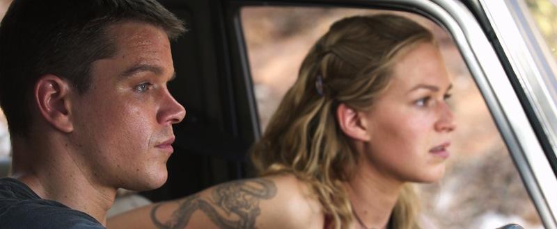 Jason et Marie en fuite