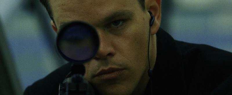 Bourne a la CIA dans sa ligne de mire
