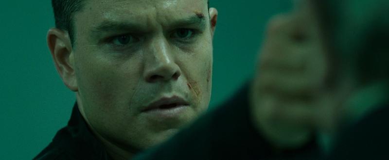 Bourne impose sa volonté