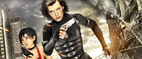 Resident Evil: Retribution Banner