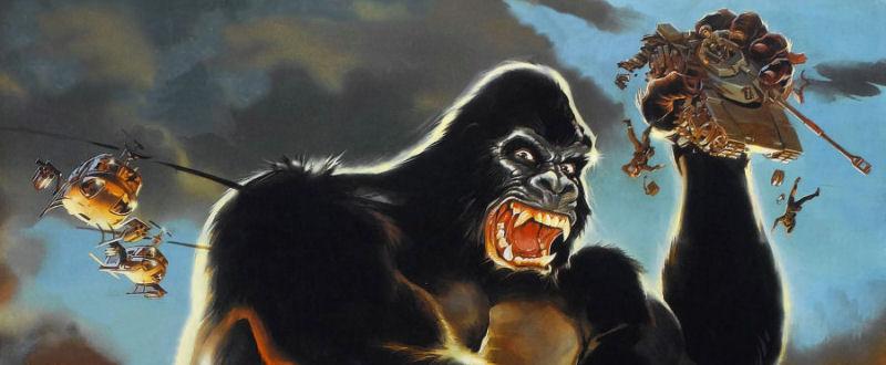 King Kong Lives (John Scott)