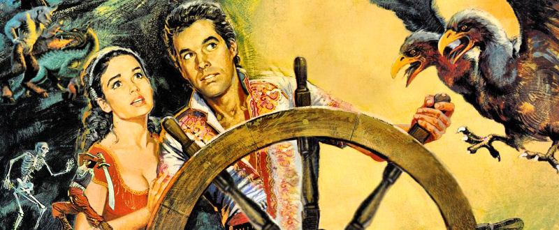 The 7th Voyage Of Sinbad (Bernard Herrmann) Le voyage fantastique