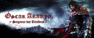 Entretien avec Óscar Araujo Araujo, seigneur des ténèbres