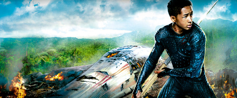 After Earth (James Newton Howard) Le chasseur du futur