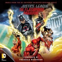 Justice League: The Flashpoint Paradox (Frederik Wiedmann) UnderScorama : Octobre 2013