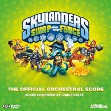 Skylanders: Swap Force (Lorne Balfe) UnderScorama : Octobre 2013