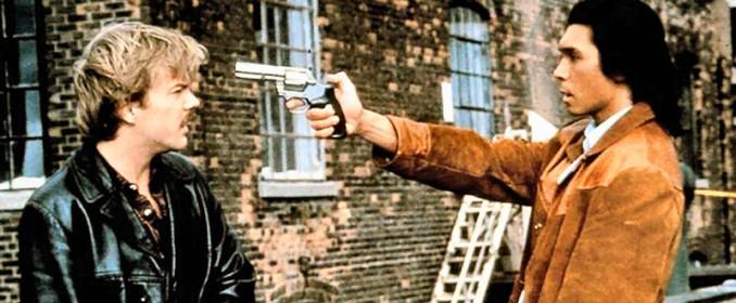 Kiefer Sutherland & Lou Diamond Phillips