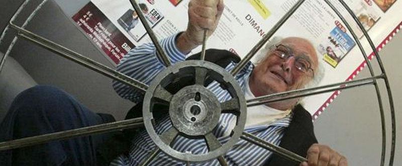 Georges Lautner en 2009