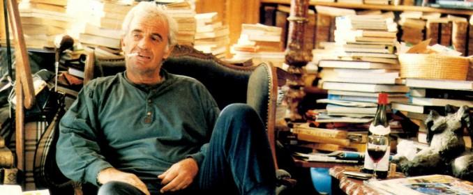 Jean-Paul Belmondo dans l'Inconnu dans la Maison