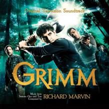 Grimm (Seasons 1 & 2) (Richard Marvin) UnderScorama : Novembre 2013