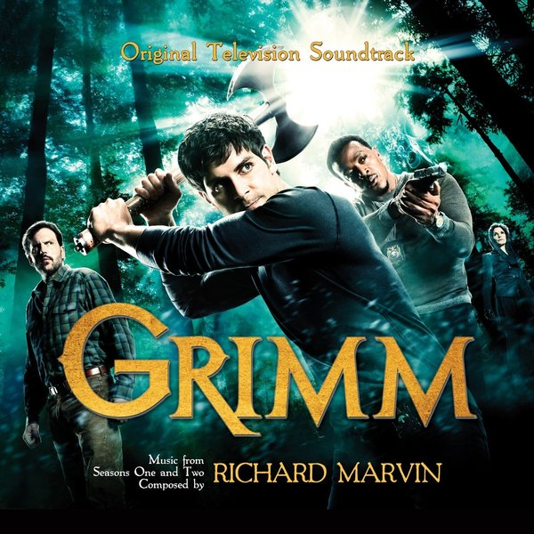 Grimm (Seasons 1 & 2)