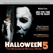 Halloween 5: The Revenge Of Michael Myers (Alan Howarth) UnderScorama : Novembre 2013