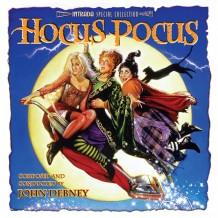 Hocus Pocus (John Debney) UnderScorama : Novembre 2013