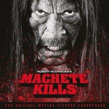 Machete Kills (Robert Rodriguez & Carl Thiel) UnderScorama : Novembre 2013