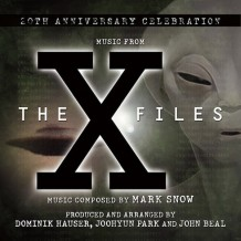 Music From The X-Files (Mark Snow) UnderScorama : Novembre 2013