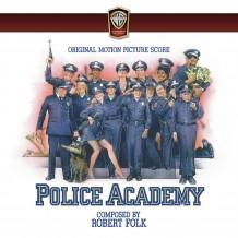 Police Academy (Robert Folk) UnderScorama : Janvier 2014