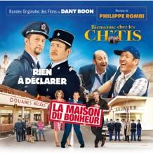 Rien à Déclarer / La Maison du Bonheur / Bienvenue chez les Ch'tis (P. Rombi) UnderScorama : Mars 2014