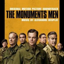 Monuments Men (The) (Alexandre Desplat) UnderScorama : Mars 2014