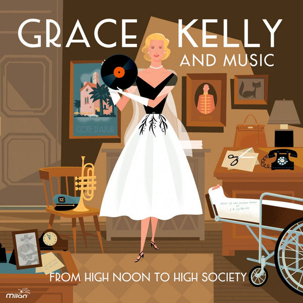 Grace Kelly et la Musique