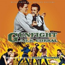 Gunfight At The O.K. Corral (Dimitri Tiomkin) UnderScorama : Janvier 2014