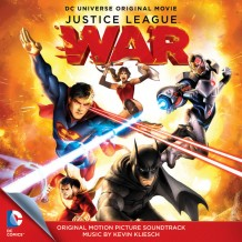 Justice League: War (Kevin Kliesch) UnderScorama : Mars 2014