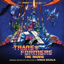 Transformers: The Movie (The) (Vince DiCola) UnderScorama : Février 2014