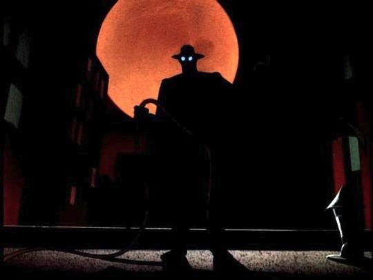 Un fantôme dans la nuit