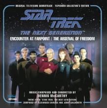Star Trek: The Next Generation – Encounter At Farpoint (Dennis McCarthy) UnderScorama : Avril 2014