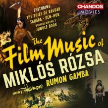 Film Music Of Miklós Rózsa (The) (Miklós Rózsa) UnderScorama : Mai 2014