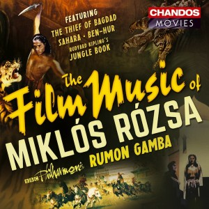 The Film Music Of Miklós Rózsa