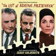 List Of Adrian Messenger (The) (Jerry Goldsmith) UnderScorama : Avril 2014