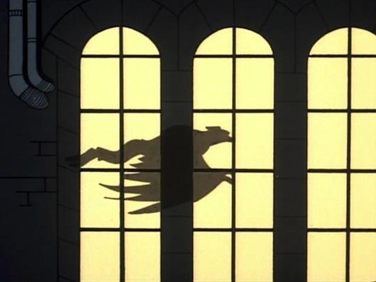 L'ombre de Man-Bat