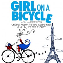 Girl On A Bicycle (Craig Richey) UnderScorama : Mars 2014