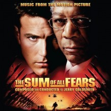 Sum Of All Fears (The) (Jerry Goldsmith) UnderScorama : Avril 2014