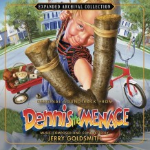 Dennis The Menace (Jerry Goldsmith) UnderScorama : Juin 2014