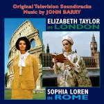 Elizabeth Taylor In London / Sophia Loren In Rome
