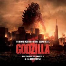 Godzilla (Alexandre Desplat) UnderScorama : Juin 2014