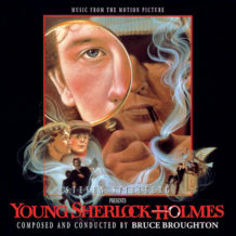 Young Sherlock Holmes (Bruce Broughton) UnderScorama : Août 2019