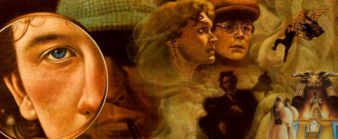 Young Sherlock Holmes banner