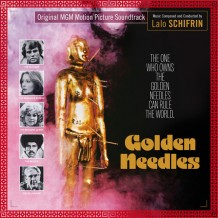 Golden Needles (Lalo Schifrin) UnderScorama : Juillet 2014