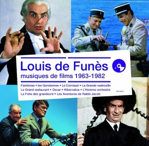 Louis De Funès : Musiques de Films (1963 - 1982)